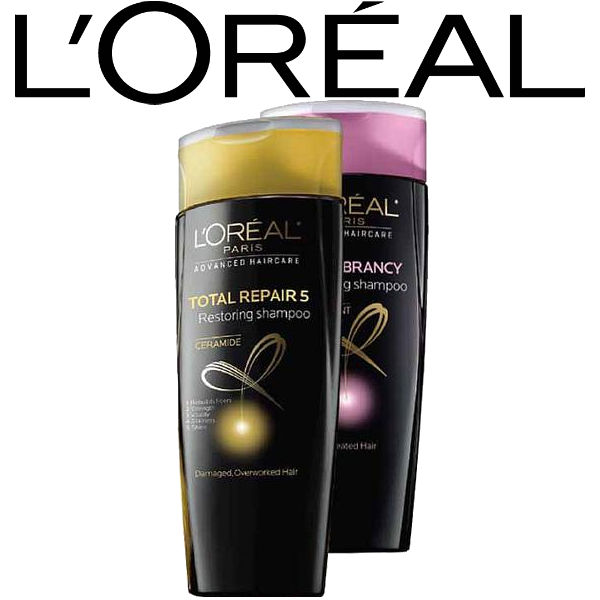 Loreal-Advanced-Hair-Care Target: L'Oreal Advanced Shampoo y Conditioner SOLO $0.74