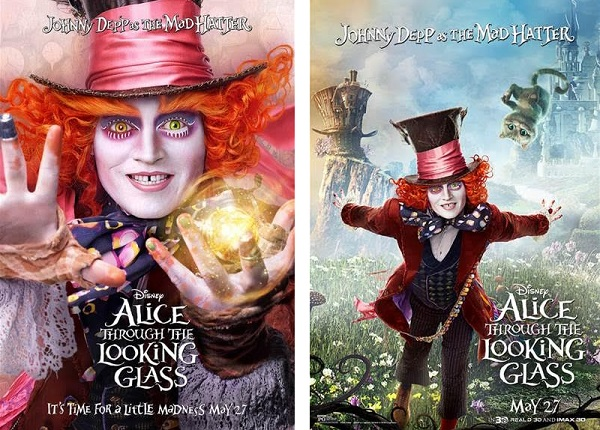 Alice Through the Looking Glass – The Mad Hatter Surprise