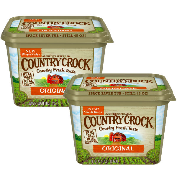 Country Crock Spread 45 oz