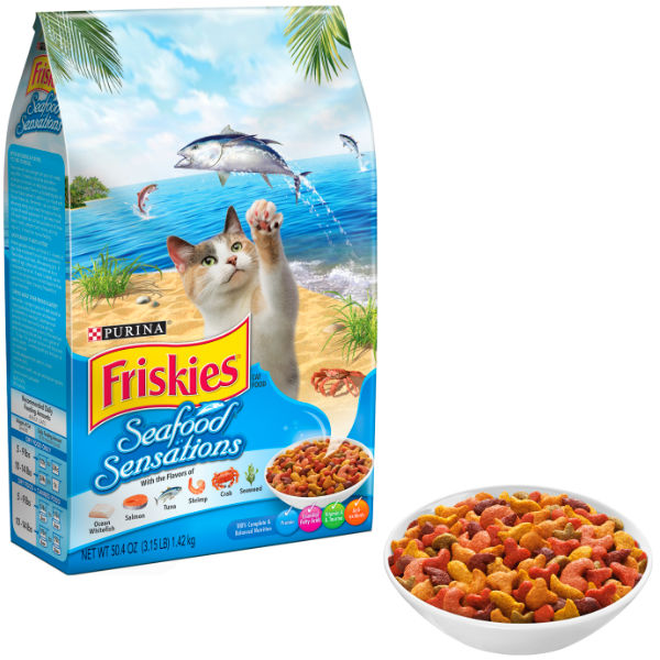is salmon safe for cats