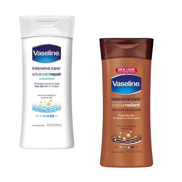 Vaseline Intensive Care Lotion GRATIS
