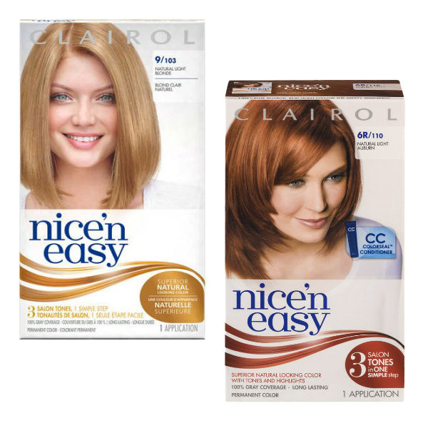 Clairol Nicen Easy Hair Color