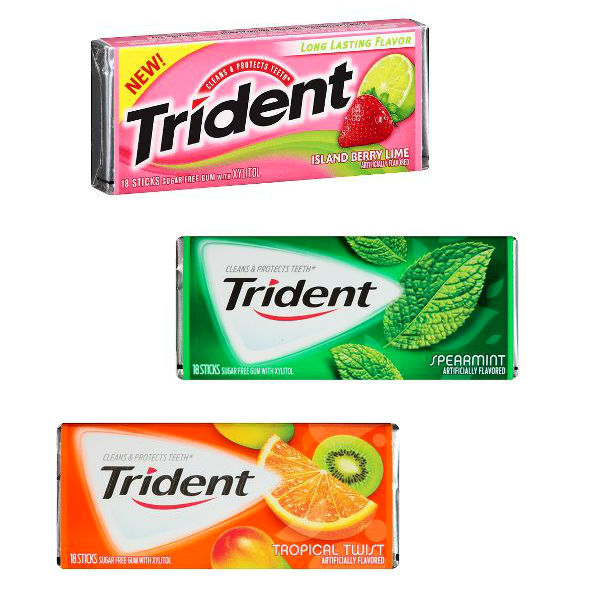 Chicles Trident