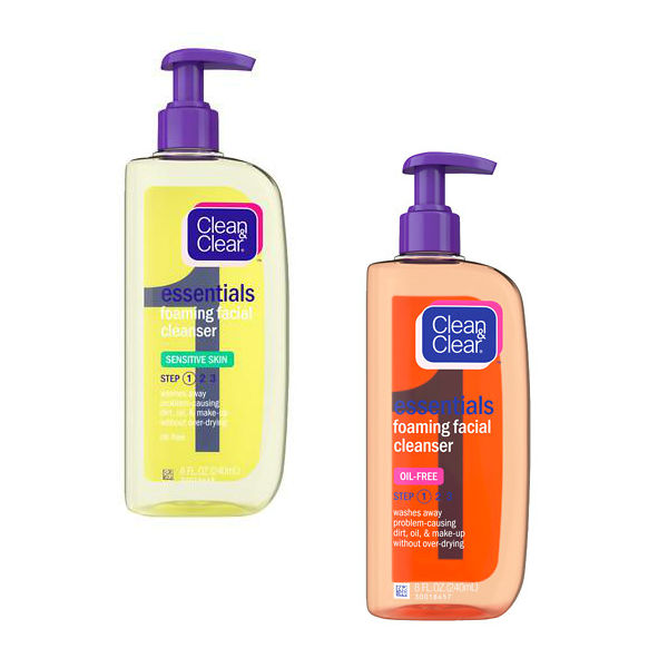 Clean And Clear Foaming Facial 78