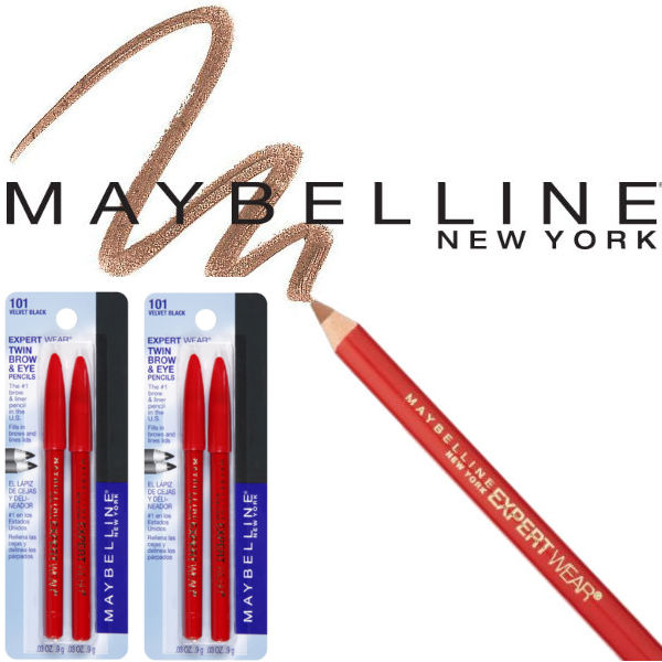 Maybelline Expert Eyes Brow Pencil