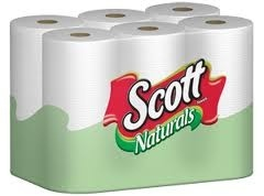 Papel Toalla Scott