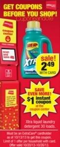 Detergente Xtra