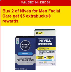 Nivea shopper CVS