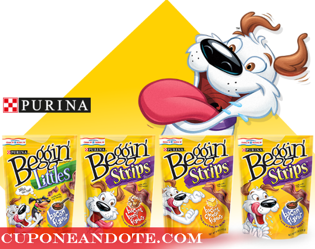 Beggin strips coupons july 2018