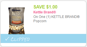 cupon Kettle Brand Potato