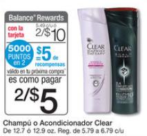 Clear shopper