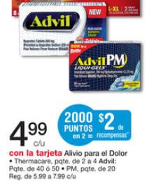 shopper PR advil