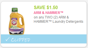 cupon arm and hammer