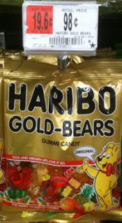 foto Haribo Gummi Bears
