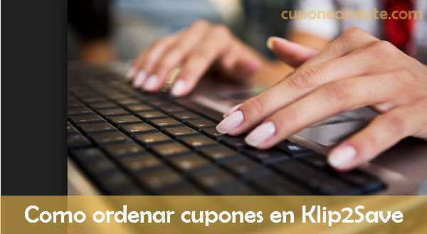 Como-ordenar-cupones-en-Klip2Save Como ordenar cupones en Klip2Save
