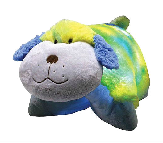 As Seen On Tv Pillow Pet Glow Pets Rainbow Dog 9 98 At