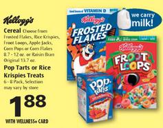 shopper Kelloggs Froot Loops