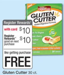 shopper Gluten Cutter