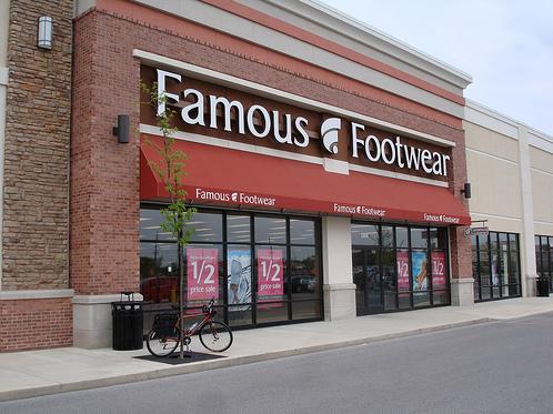 Cupon de Famous Footwear