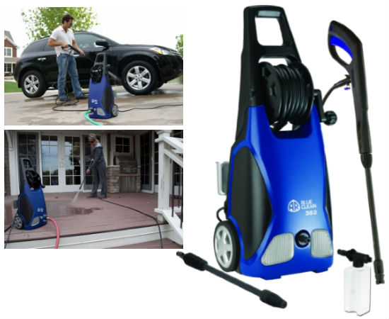 AR Blue Clean Pressure Washer