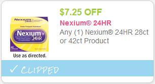 Nexium coupon