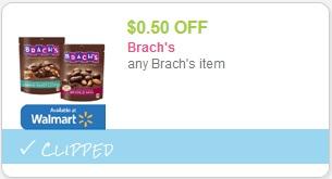 cupon Brach's Candy
