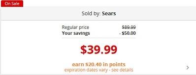oferta Sears
