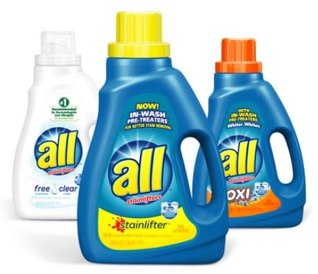 Detergente Liquido All