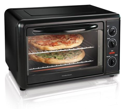 Hamilton Beach Countertop Oven With Convection Only 45