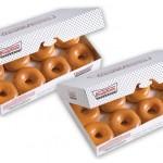 Compra 1 Docena y obtienes 1 por solo $1 en Krispy Kreme
