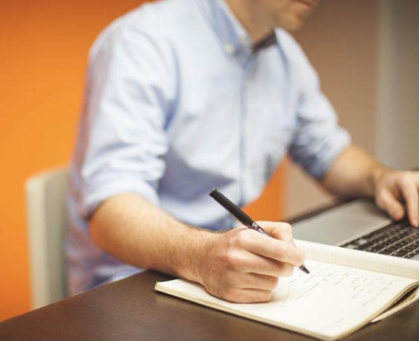 Escritor de Blog