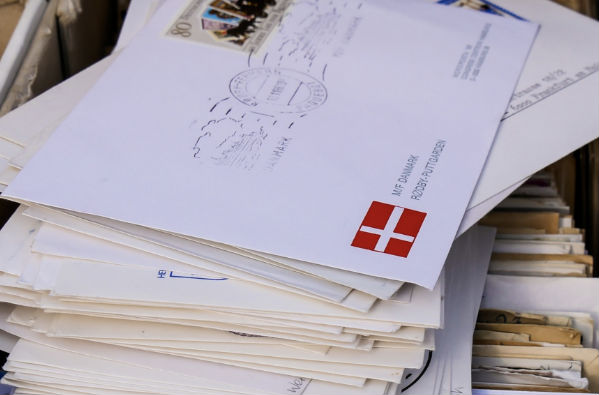 Servicio de envío por Correo