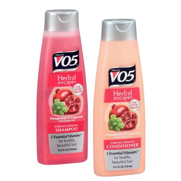 VO5 Shampoo y Acondicionador
