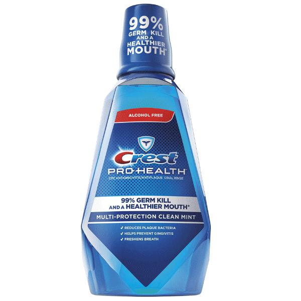 Crest Pro-Health Mouthwash