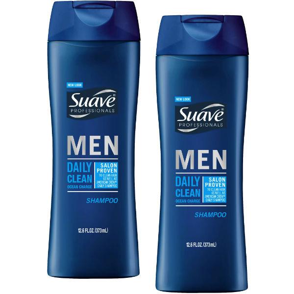 Suave Men Daily Clean Shampoo