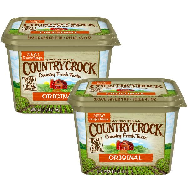 Country Crock Spread 45 oz