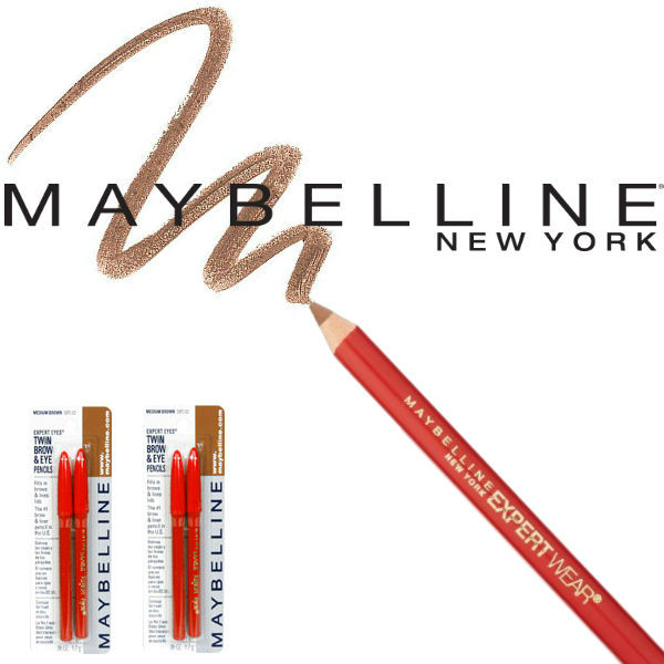 Maybelline Expert Wear Twin Brow Pencils