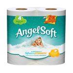 Angel Soft de 4 ct