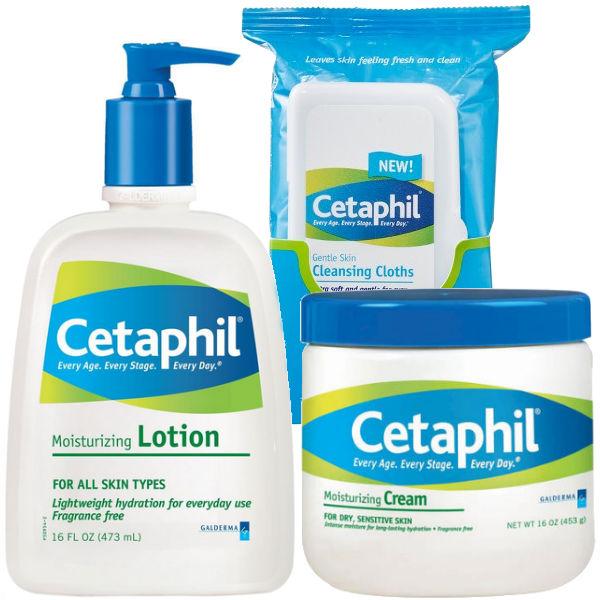 Productos Cetaphil