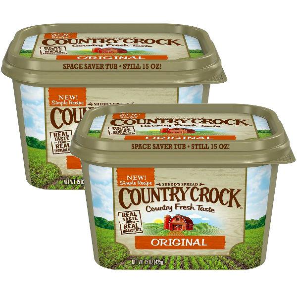 County Crock Spread