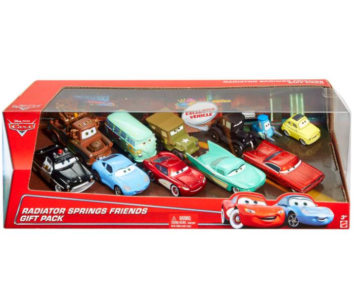 Disney PIxar Cars Gift Pack SOLO $20 En Target (Reg. $39