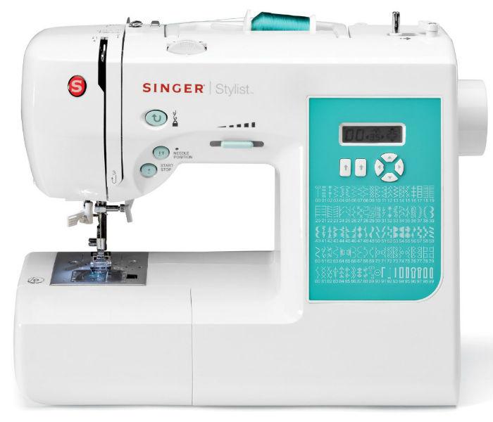 Máquina de Coser SINGER modelo 7258 SOLO $89.99