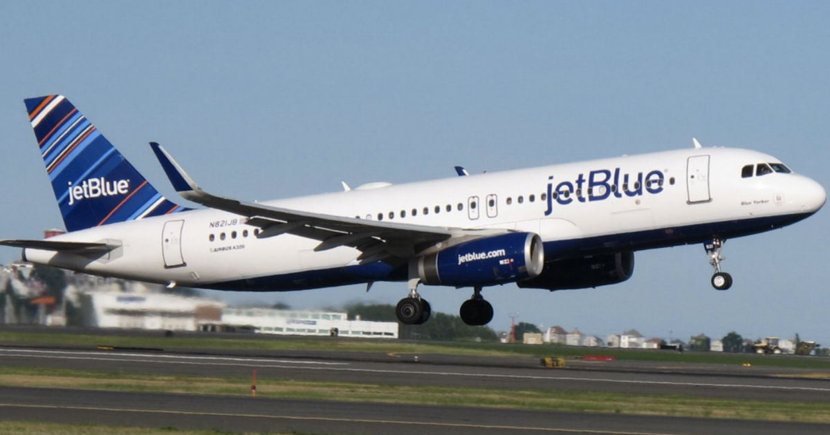 Oferta Caliente de JetBlue