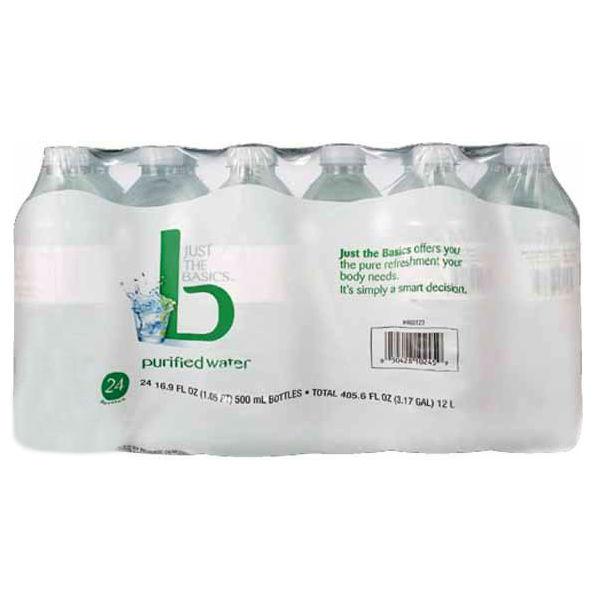 Caja de agua Just The Basics