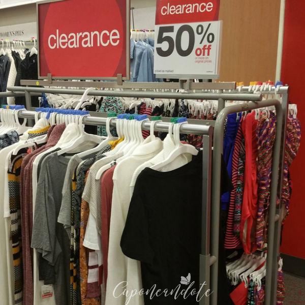 Oferta de Liquidacion en Target