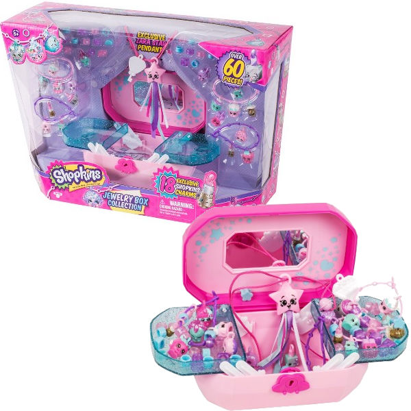 shopkins jewelry box collection hoy 12 22 shopkins jewelry box collection al 50 de 9802