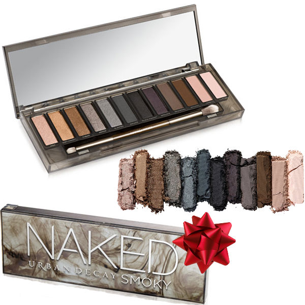 Urban Decay Naked Smoky Eyeshadow Palette SOLO $27 en Macy's