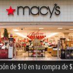 Cupón de Macy's