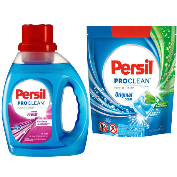 Detergente Persil o Power Caps