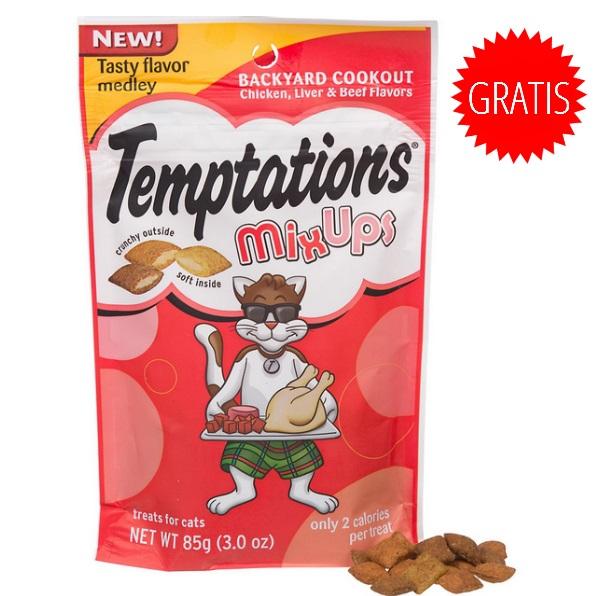 Whiskas Temptations Mix Ups